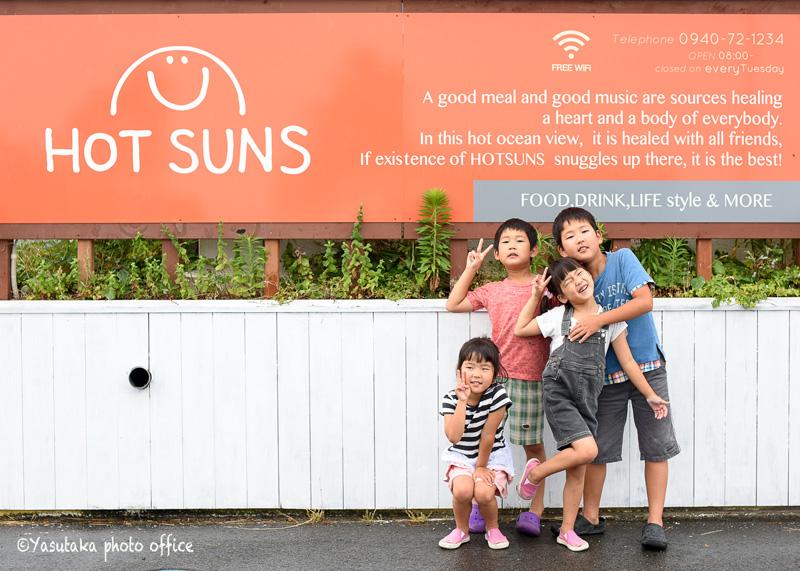 福間海岸のカフェHOT SUNS での撮影会に参加頂いた方のお写真(1日目)