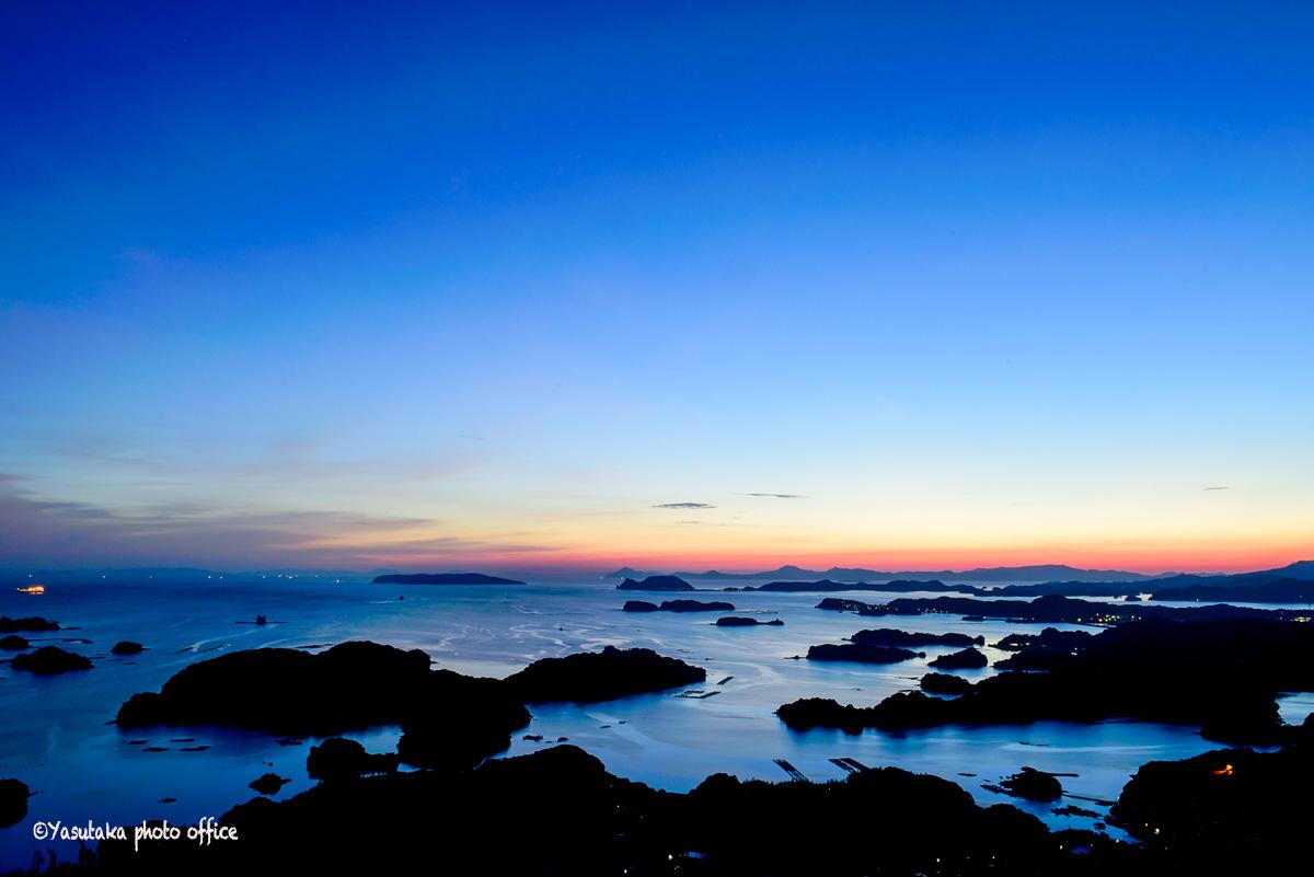 九十九島 石岳展望台