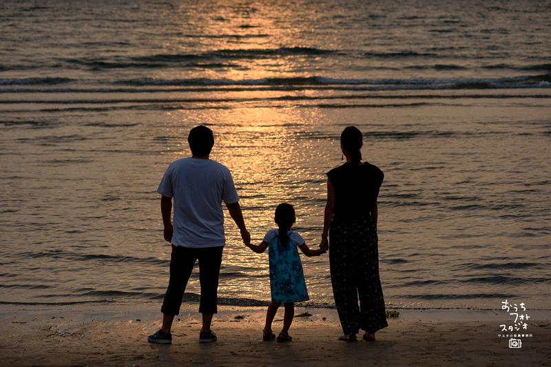 福間海岸での夕日撮影プランのご案内