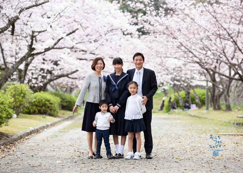 【終了しました】桜咲く頃の出張撮影プランのご案内(2019年)